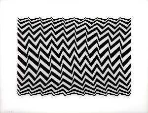 Bridget Riley - Безымянный