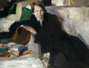 Francis Campbell Boileau Cadell - Поэт