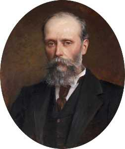 Henry Weigall - томас карл Реджинальд Агар Robartes ( 1844–1930 ) , 2nd Барон Robartes и 6th Виконт Clifden