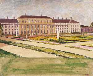 Winston Spencer Churchill - schloss schleissheim , возле мюнхена ( я )
