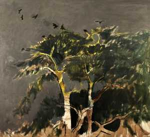 Alexander Goudie - 'The Crows'