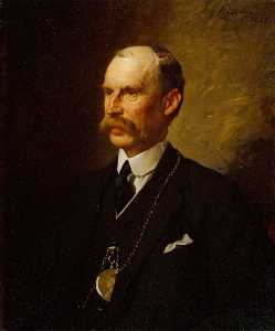 Samuel Henry William Llewellyn - Сэр Aston Уэбб ( 1849–1930 )