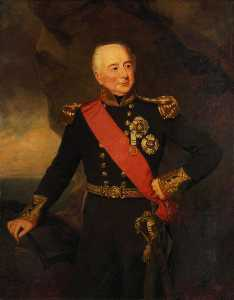 Frederick Richard Say - Адмирал Сэр Уильям Hargood ( 1726–1839 )