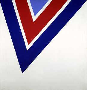 Kenneth Noland - Sarah-s Достичь