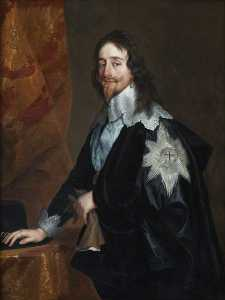 Anthony Van Dyck - Карл I 1600–1649