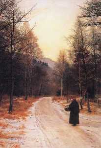 John Everett Millais - Глен Бирнамский